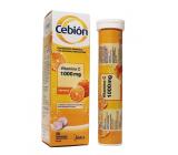 Cebión vitamina C 1000mg 20 comprimidos efervescentes