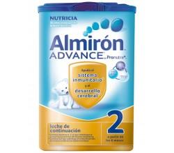 almiron 2 leche continuacion 800 gr.