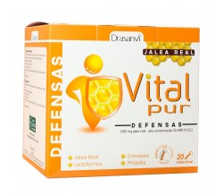 DRASANVI Vital pur defensas 20 viales de 15 ml