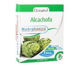 DRASANVI Nutrabasics - Alcachofa 30 cápsulas