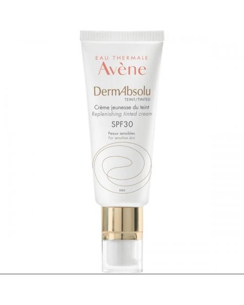 Avene Dermabsolu Crema Redensificante SPF30 Coloreada 40ml