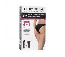 Hidrotelial Pack Liporeductor Anticelulítico + Exfoliante 2x200 ml