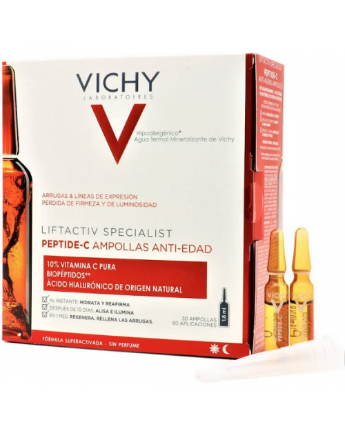 Vichy  Liftactiv Specialist Peptide C 30 Ampollas x 1,8ml