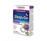 ORTIS SUEÑO SLEEP & GO 24 COMPRIMIDOS