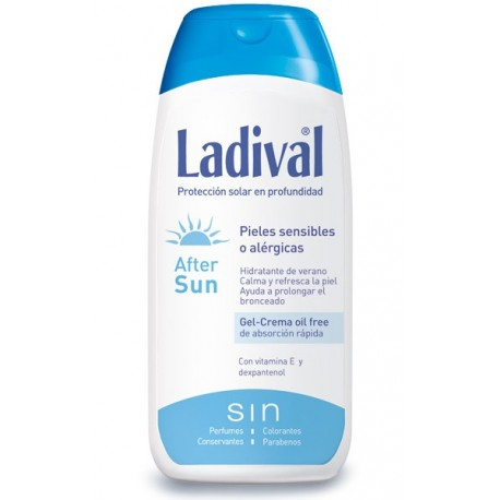ladival allerg after sun crema 200ml