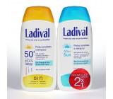 Ladival Pieles Sensibles O Alérgicas Gel Crema Oil Free SP50 + Aftersun