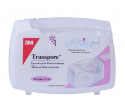 transpore esparadrapo blanco  5x2,5 port