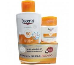 Eucerin Loción Solar Infantil 400ml + Pocket Size Regalo
