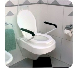 Ayudas Dinámicas Elevadores de WC Regulables en Altura e Inclinación