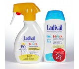 Ladival Spray Niños Pieles Atópicas SPF50 + Aftersun 200ml