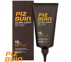 Piz Buin Ultra Light SPF15 Dry Touch 150ml