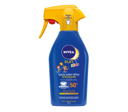 Nivea Sun Spray Solar Niños FP50+ 300ml