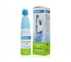hemoclin antihemorroidal dosif. 45 ml.