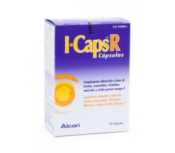 icaps r 30 capsulas gelatina blanda