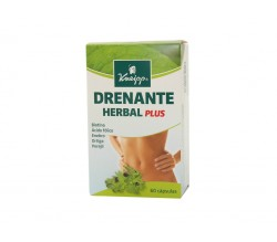 kneipp drenante herbal plus 60 caps
