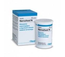 nervoheel n 50 comprimidos          heel