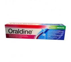 oraldine pasta dental menta 75 ml.
