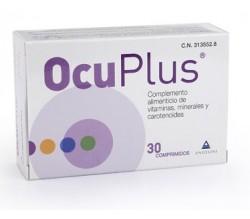 ocuplus 30 comprimidos