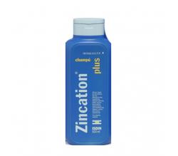 Zincation Plus 10 mg/4 mg/ml Champú