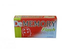 DE MEMORY FLASH 30 CAPS