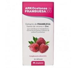 ARKOCETONAS DE FRAMBUESA 30 C + 30 C