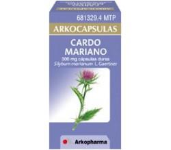 arkocapsulas cardo maria 50 capsulas