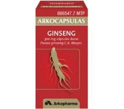 arkocapsulas ginseng 50 capsulas