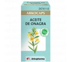 arkofluido aceite de onagra 50 capsulas