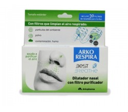 arkorespira dilatador nasal con filtro