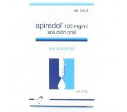 APIREDOL (100 MG/ML SOLUCION ORAL 30 ML )