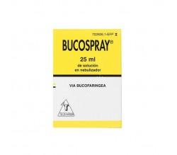 BUCOSPRAY (AEROSOL TOPICO 25 ML )