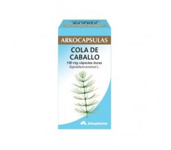 ARKOCAPSULAS COLA DE CABALLO (190 MG 50 CAPSULAS )