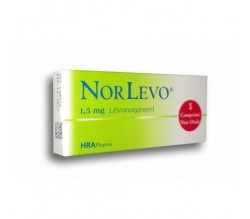 NORLEVO (1.5 MG 1 COMPRIMIDO )