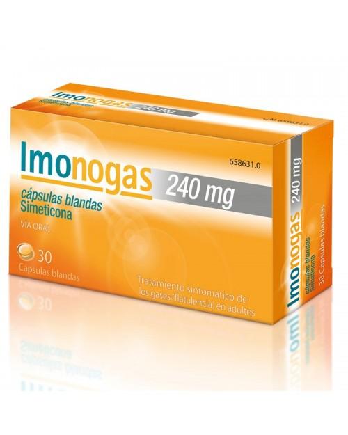IMONOGAS (120 MG 40 CAPSULAS BLANDAS )