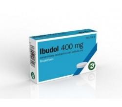 IBUDOL (400 MG 20 COMPRIMIDOS RECUBIERTOS )