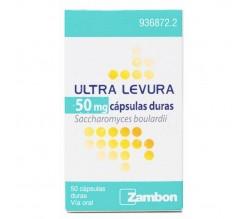 ULTRA-LEVURA (50 MG 50 CAPSULAS )