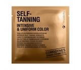 comodynes self-tanning intensive & uniform color pack de 8 toallitas