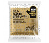 comodynes self-tanning natural & uniform body color pack de 3 manoplas