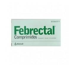 FEBRECTAL (650 MG 20 COMPRIMIDOS )
