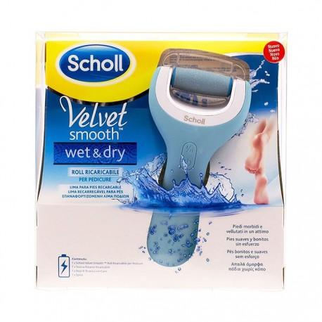dr scholl lima velvet wet&dry