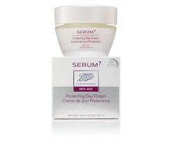 Serum7 Crema de día protectora Piel normal y mixta 50ml