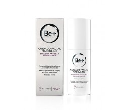 BE+ HOMBRE EMULSION ANTIEDAD REVITALIZANTE 50 ML