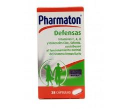 PHARMATON DEFENSAS 28 CAPSULAS