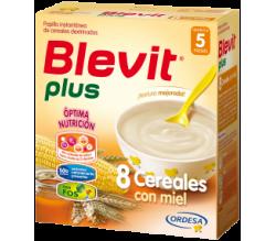blevit plus 8 cereales miel bifidus 600g
