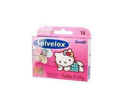 salvelox hello kitty surtido 14 uds