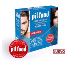 PACK PILFOOD INTENSITY 60 CAPS +18 AMPOLLAS